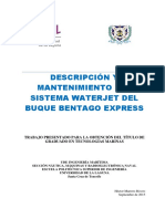 DESCRIPCION Y MANTENIMIENTO DEL SISTEMA WATERJET DEL BUQUE BENTAGO EXPRESS.pdf