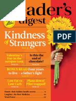 Reader 39 s Digest - February 2016 Vk Com Magazines eBooks