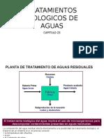 Tratamientos Biologicos de Aguas- Cap 23