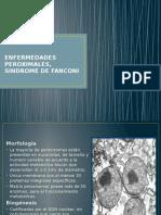 Enfermedades Peroxisomales y Sindrome de Fanconi (Luis )