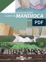 Cartilha sobre Mandioca Embrapa 2013