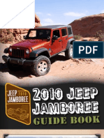 Jeep Jamboree USA 2010 Guidebook