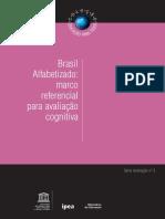 Brasil Alfabetizado - Avaliação Cognitiva