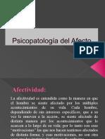 Psicopatologia Del Afecto
