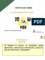 16 - Citas, Referencia y Formato