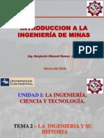Introducción a La Ingeniería de Minas_ Tema 02