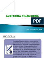 3. Auditoria Financiera - Fases