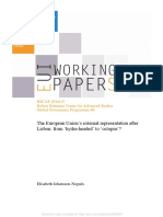 eu working papers