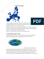 La Unión Europea y Monetaria Europea