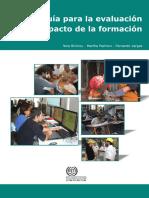 Guía Evaluación Impacto de La Formación