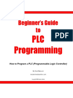 Beginner's Guide to PLC Programming [Neal Babcock] 2008