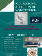 Riesgo Ocupacional en La Atencion de Gineco-obstetricia