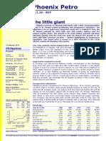 Phoenix Petroleum - The Little Giant