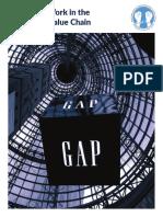 Precarious Work in the GAP Global Value Chain