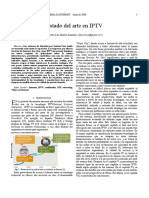 Multimedia e Internet -Estado Del Arte en Iptv- Alberto Los Santos