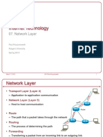 07 Network Layer Slides