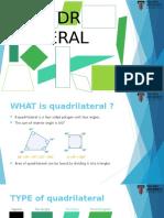 quadrilateral  4