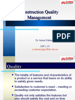 Lecture 8- Project Quality Management