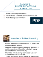 Lecture 3 Rubber Processing Ch14