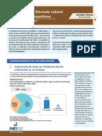 Informe Tecnico n06 Mercado Laboral Mar Abr May2016 1