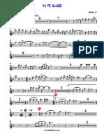 Ya Te Olvide - Trompeta 1