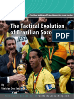 The Tactical Evolution of Brazilian Soccer
