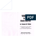 100 to 1 in Stock Market -Thomas Phelps