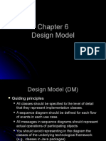 Ch6 Design Model
