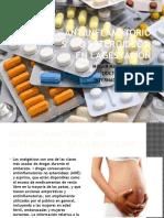 Antiinflamatorios No Esteroideos en Lagestaciónmiriancita
