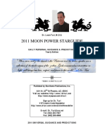 Dr Turi Moon Power Star Guide 2011