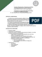 Protocolos Anestesia Cirugia Digestivo Anestesia Quiste Hidatidico