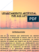 Levantamiento Artificial de Gas