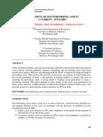 NPA Management India Research Journals.pdf