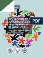 Bases Neurologicas y Psicopedagogicas Del Tratamiento Educativo - Samuel Gento Palacios