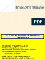 Electrical Resisitivity and EM Methods