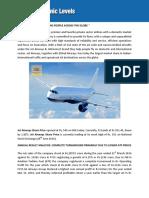 jet airways share price
