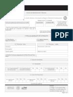 1- Formatos de Aviso Liquidacion