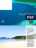 5N6D Mergui Sailing Adventure