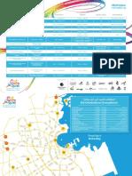 Eid Celebrations in Qatar 2016 - Schedule & Map