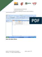 Base de Datos Libros