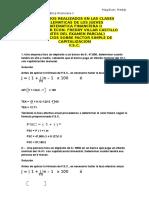 Ojo Ejercicios Sobre Factores Del Calculo Financiero-Villar
