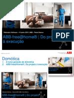 Webinário – ABB-free@home® | Do projecto à execução