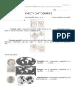 Proiecții cartografice