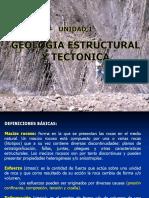 Geologia Estructural y Tectonica
