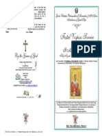 2016 - 22 July - VESPERS - St Mary of Magdala & St Markella