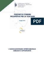 CNA Toscana_Comuni 2016