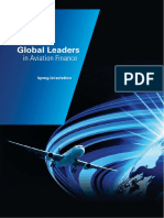 Global Leaders in Aviation Finance Jan 2015