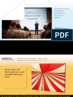 Eventmarketing und Web 2.0