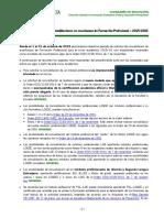 Nota Informativa Convalidaciones 15-16