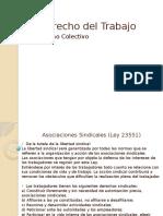 El Derecho Del Trabajo El Derecho Colectivo.ppt
